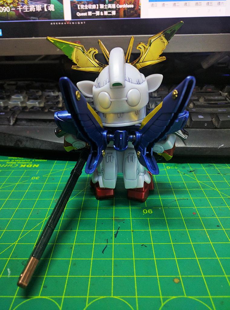 Legend BB 武者飛驅鳥 – 超鋼Ver.