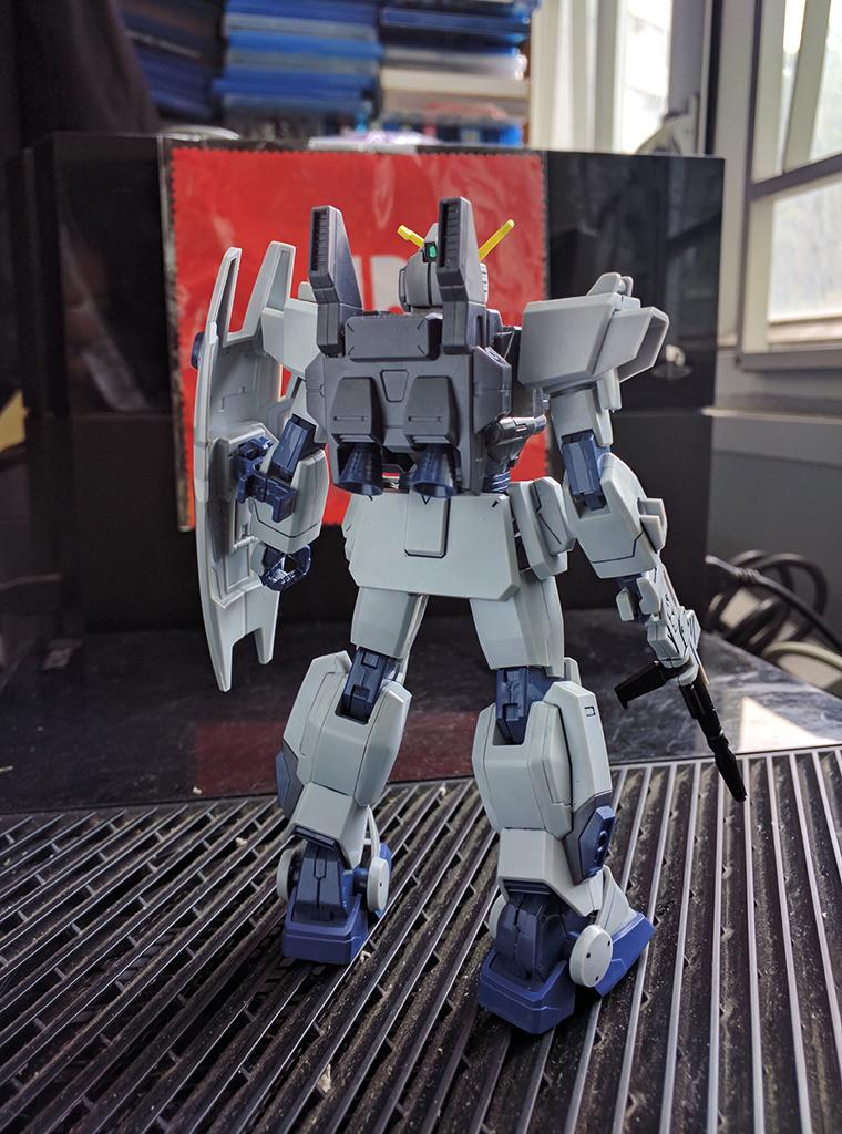 HGUC RX-79BD-2 Blue Destiny 二號機 Ω Colour