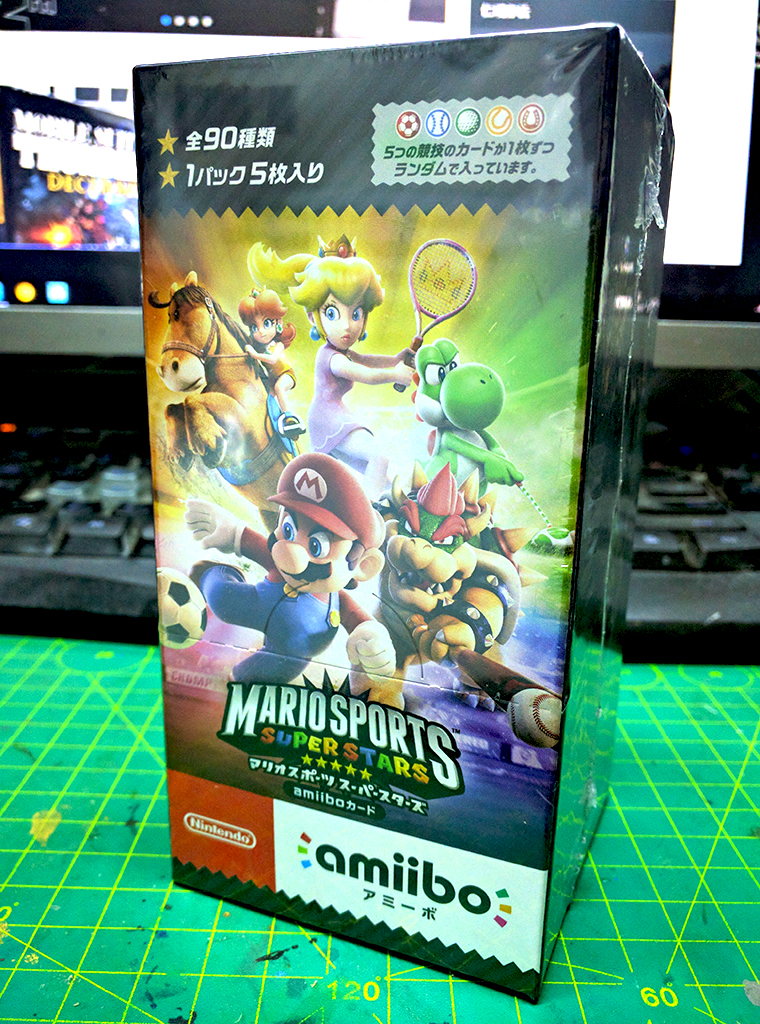 Mario Sports Superstars – Amiibo Card