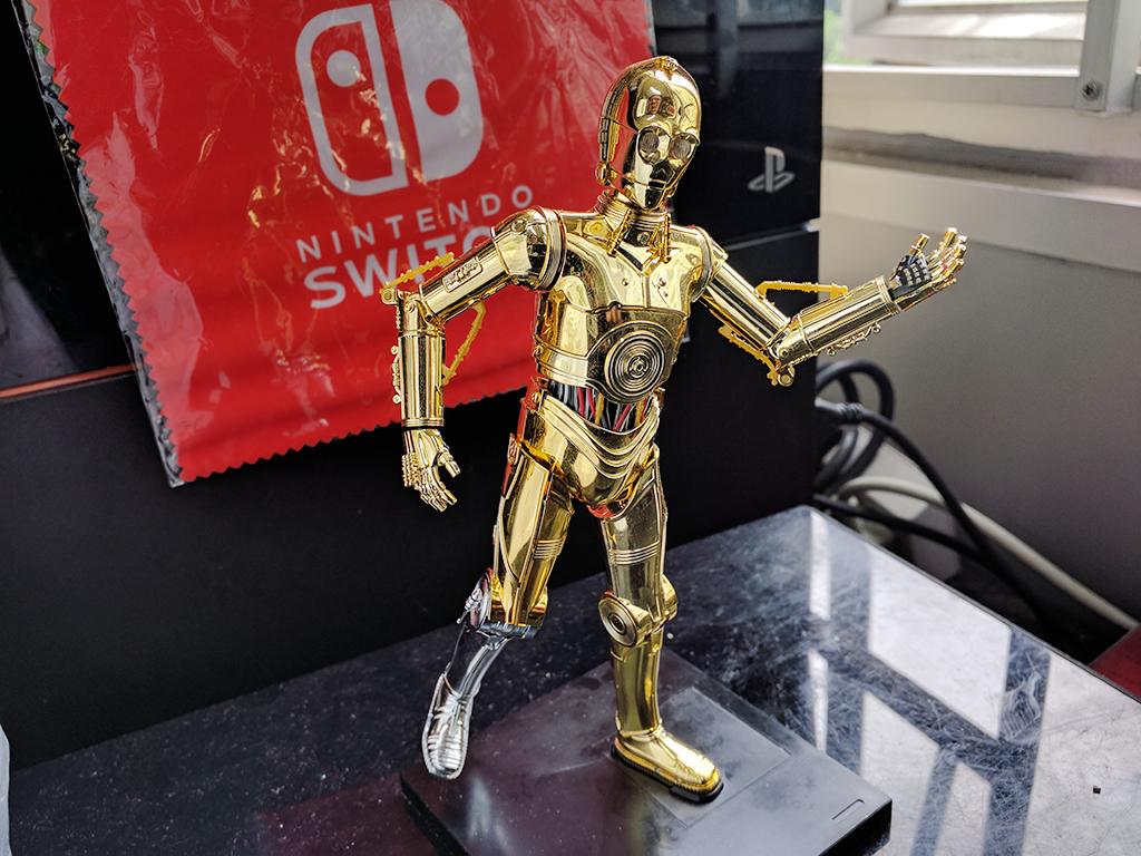 Star Wars C-3PO Protocol Droid [1/12比例]