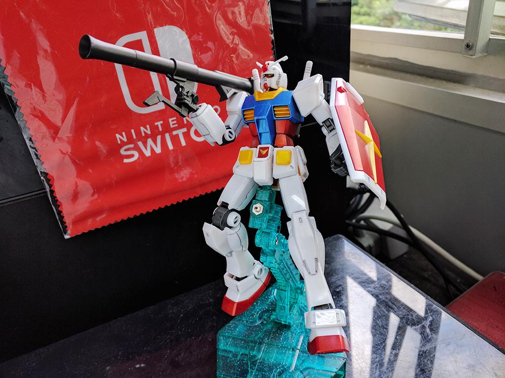 HGUC RX-78-2 Gundam [金屬感成色]【GBT限定】
