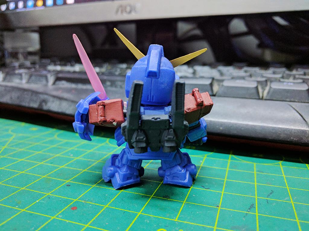 扭蛋戰士 Forte 第四彈