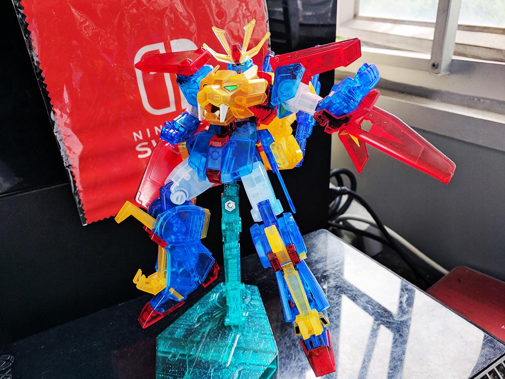 HGBF Gundam Tryon 3 彩透【活動限定】