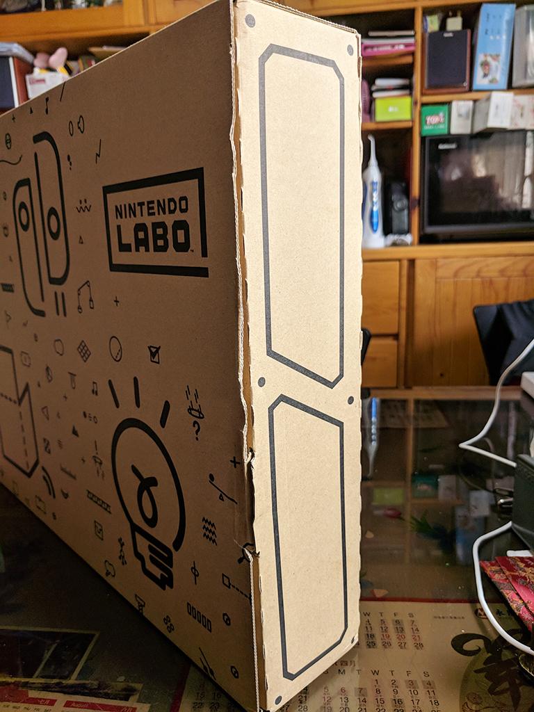 Nintendo Labo Toy-con 02: Robot Kit【日本Amazon版本】