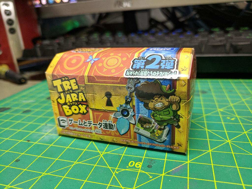 The Snack World Tre Jara Box 第2彈 & 第6彈