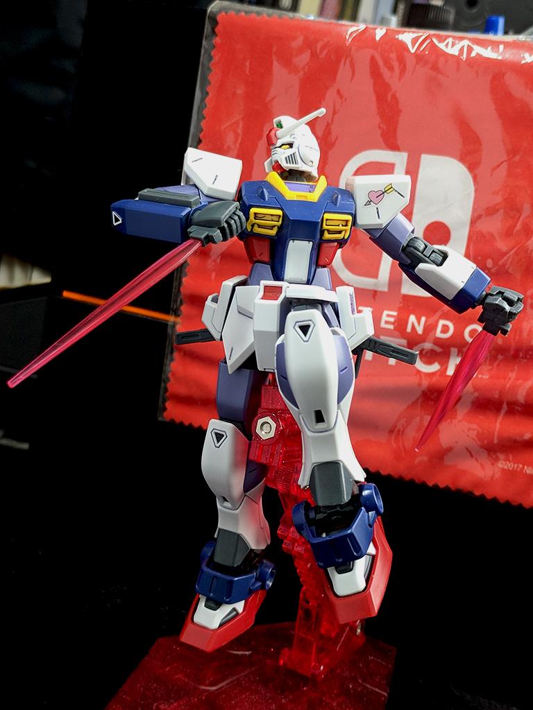 HGUC RX-78XX Gundam Pixy