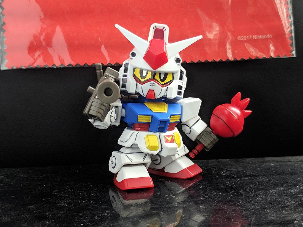 Minipla SG Gundam