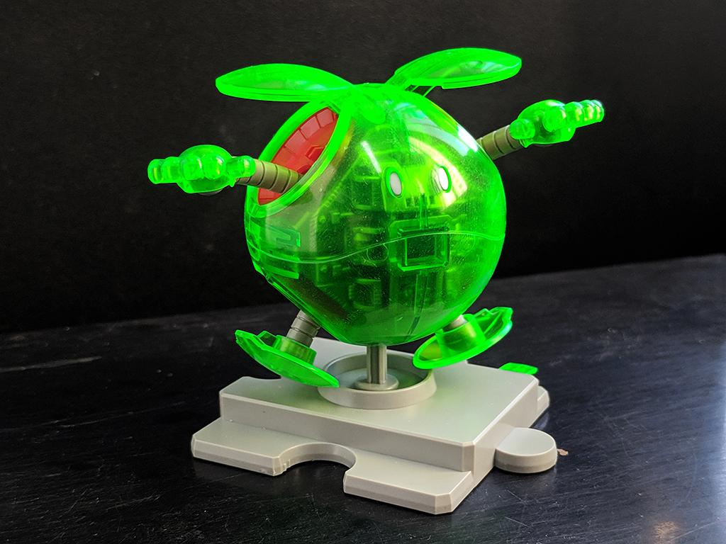 Haropla Haro Basic Green (彩透)【活動限定】