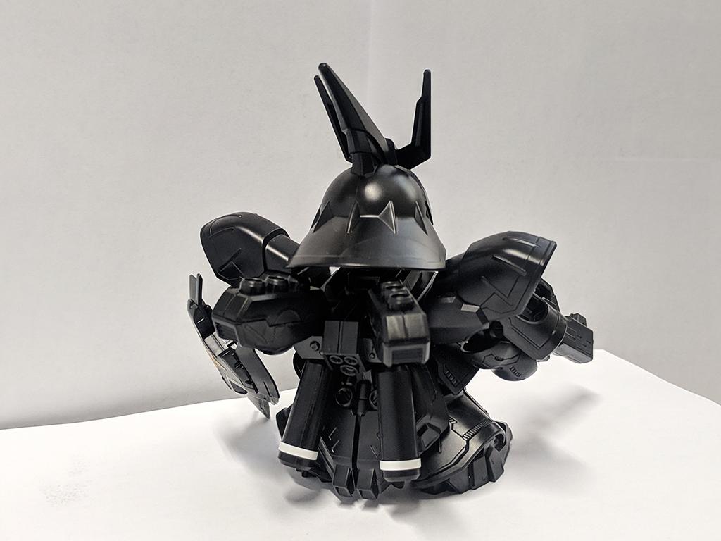 SD BB戰士[382] MSN-04 Sazabi (Ecopla再生材料)【GBT限定】