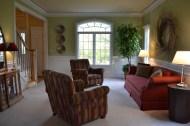 AFTER - Living Room Staging