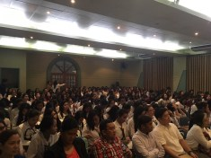 St. Paul University Career Education Seminar 01