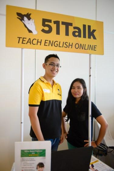 51Talk Hero, Home-Based Online English Teacher Conference