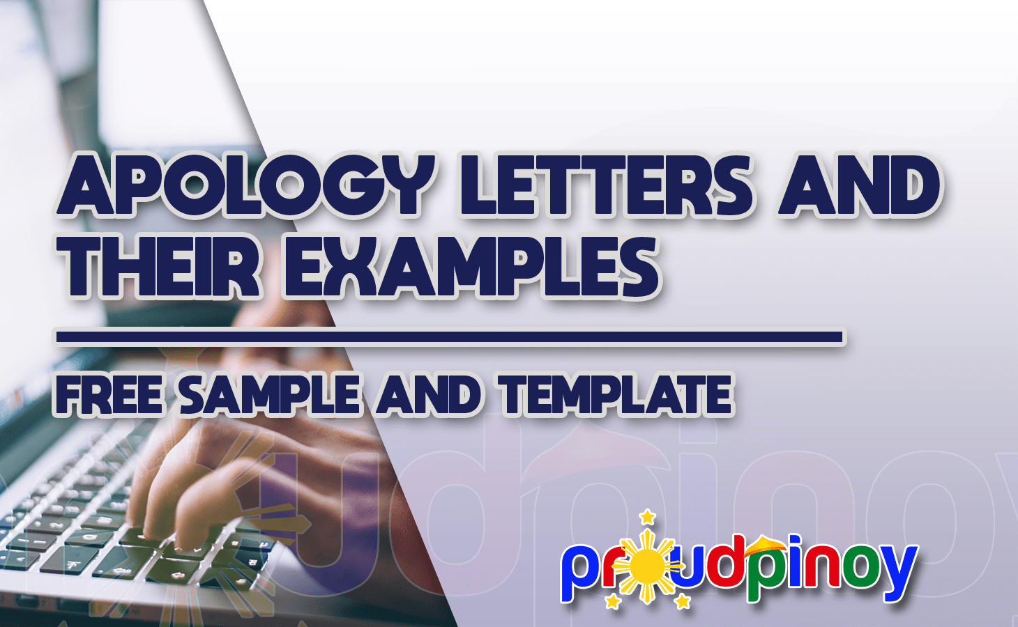 Apology Letters and Their Examples
