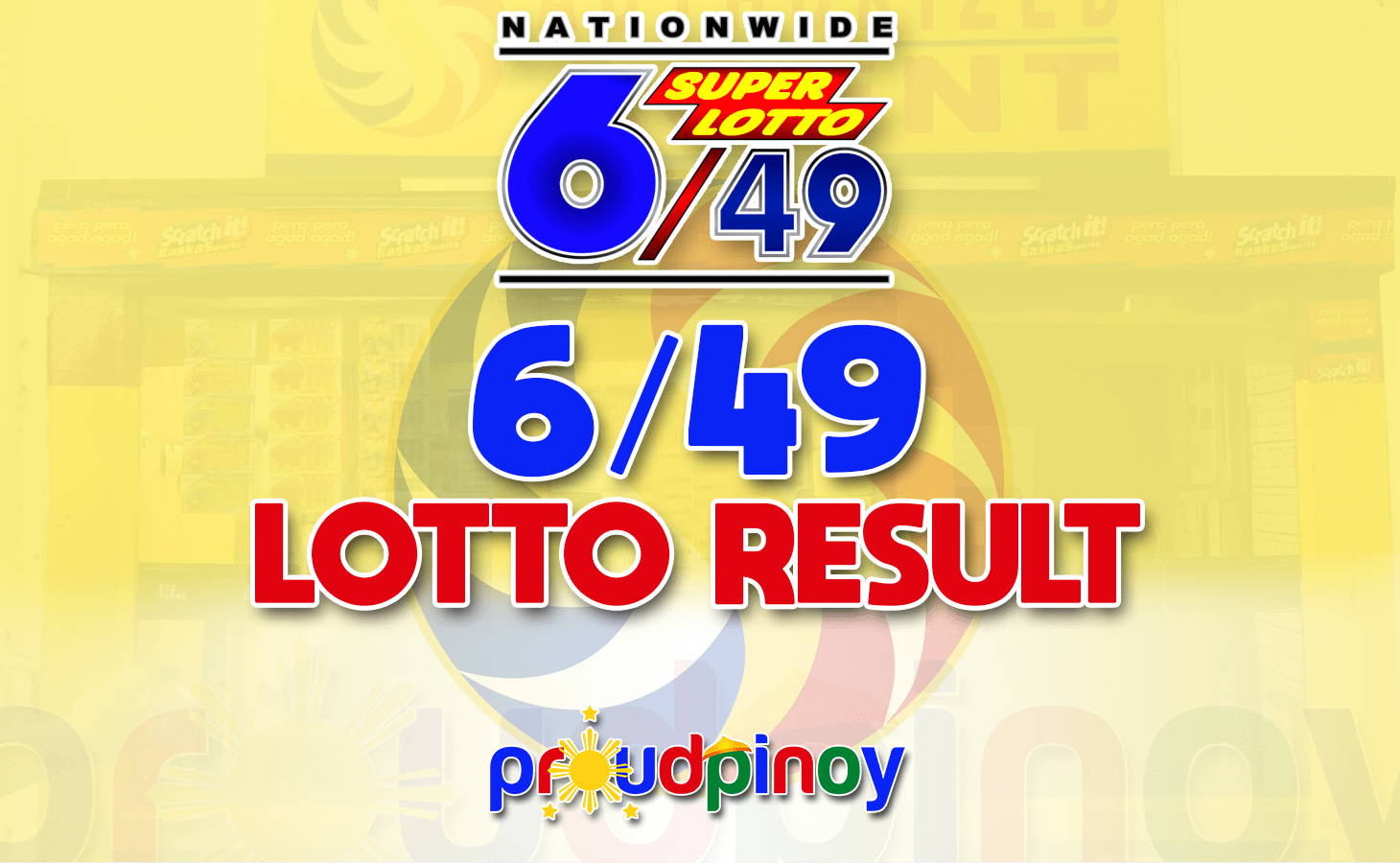 6/49 Lotto Result Today October 7, 2021