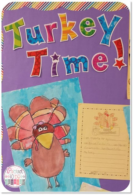 Looking for the perfect arts and craft activity for Thanksgiving? This turkey directed drawing provides teachers with a step-by-step lesson that kids will love! THESE turkeys turn out FANTASTIC!