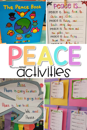peace activities