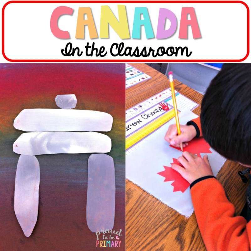 Canada in the Classroom