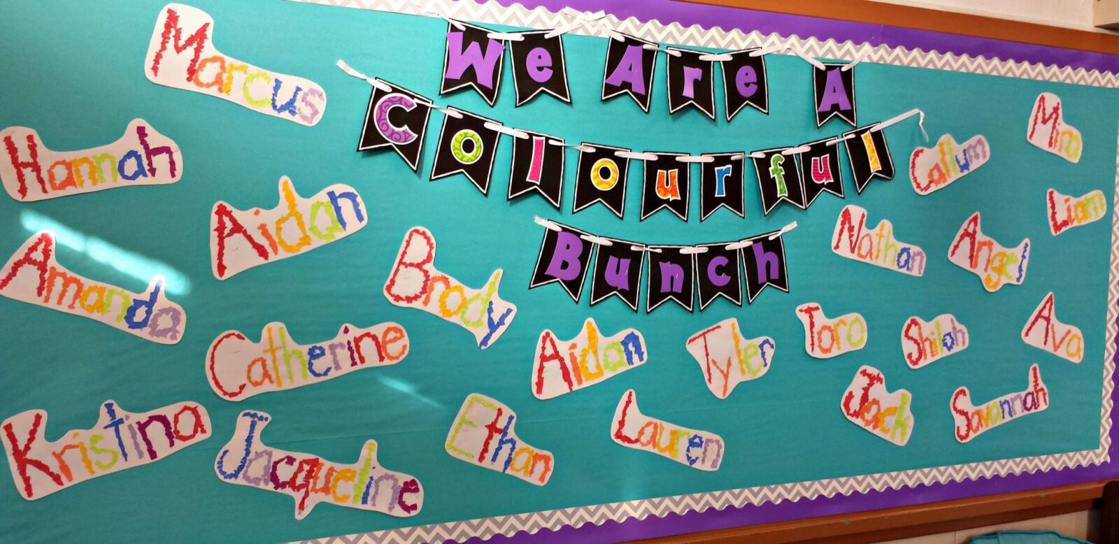 first grade teacher tips - welcome bulletin board