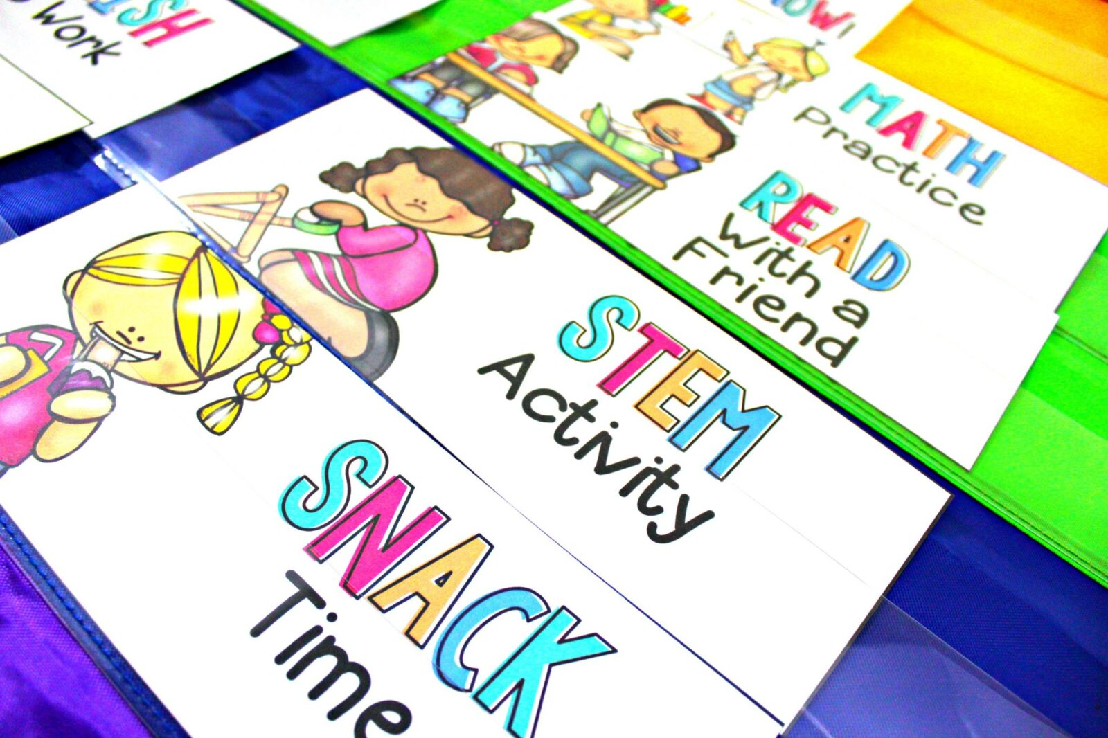 time management for teachers - fast finishers