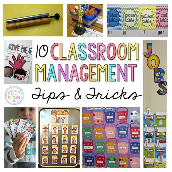 time management for teachers - classroom management ideas