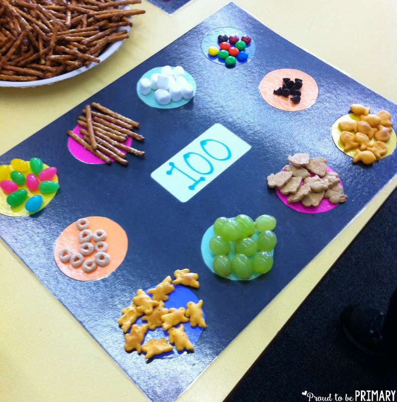 100 Days Of School Activities Proud To Be Primary