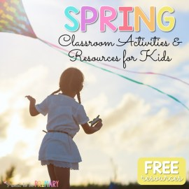 spring-themed activities for kids