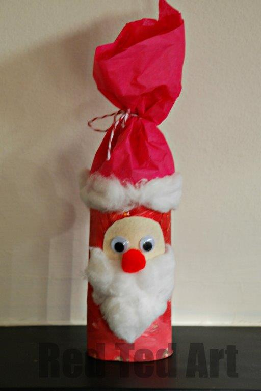 Festive Santa Crafts To Make Your Classroom Jolly Proud