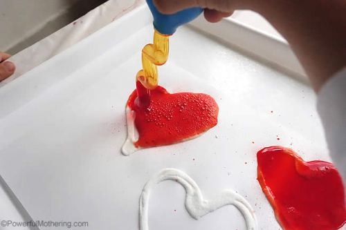Powerful Mothering - Fizzing Hearts