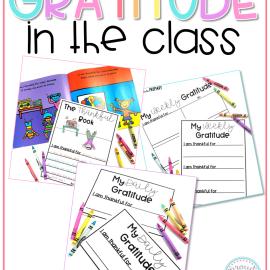 free gratitude journal templates