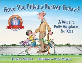 kindness activities - have you filled a bucket today