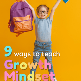 9 Powerful Ways to Teach Growth Mindset in the K-2 Classroom