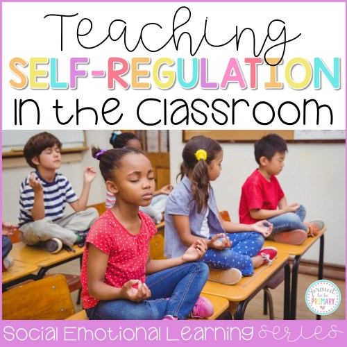self-regulation skills