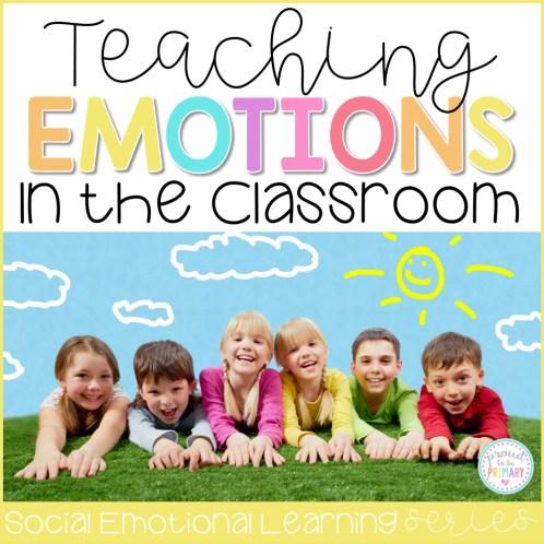 emotional skills - emotions curriculum