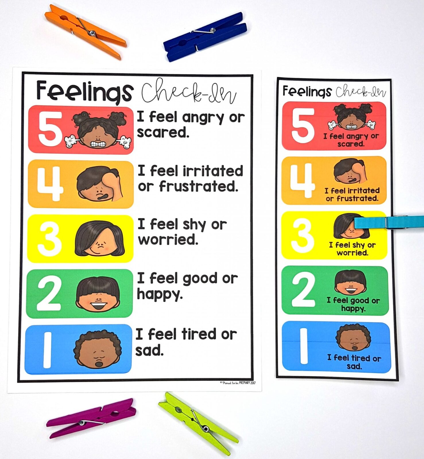 Self Regulation Strategies To Teach Kids With Books And
