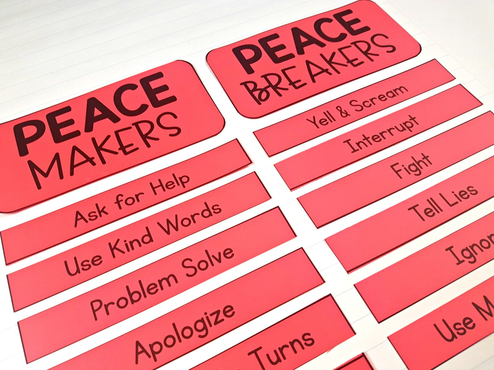 Conflict Resolution Activities Effective Ideas For