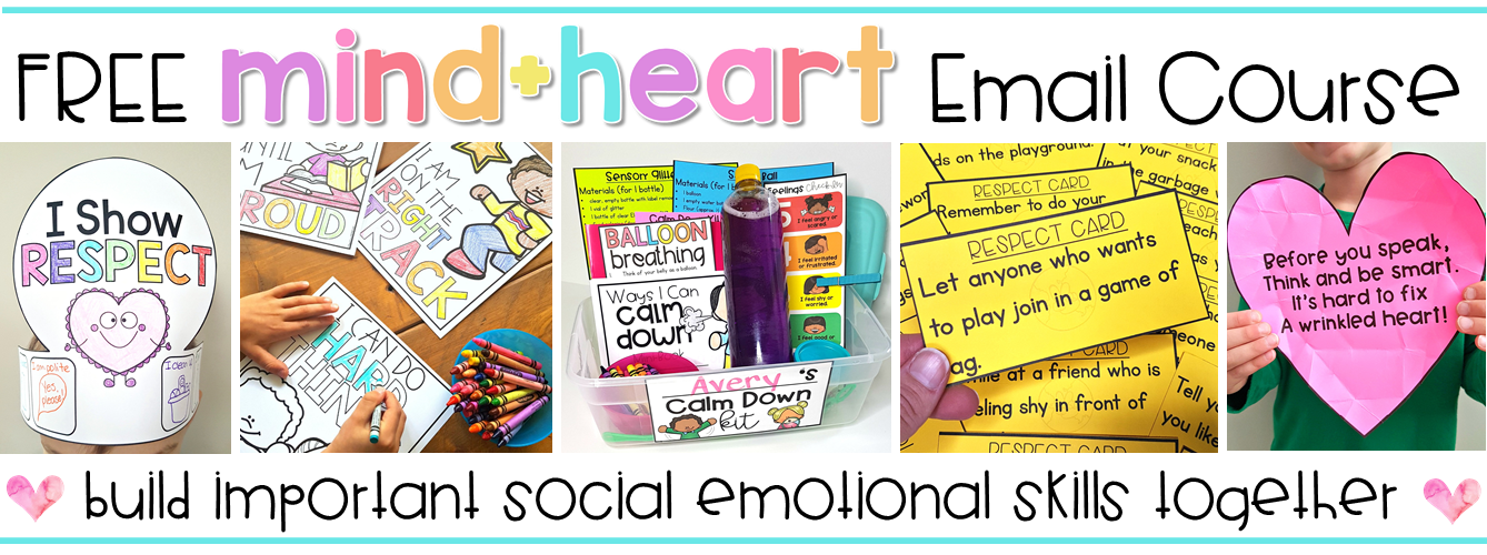 free social emotional learning email course