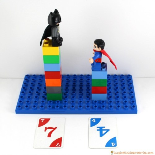 batman superman lego math - inspiration laboratories