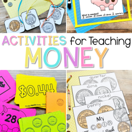 Lessons and Hands-On Activities for Teaching Money and Coins in K-2