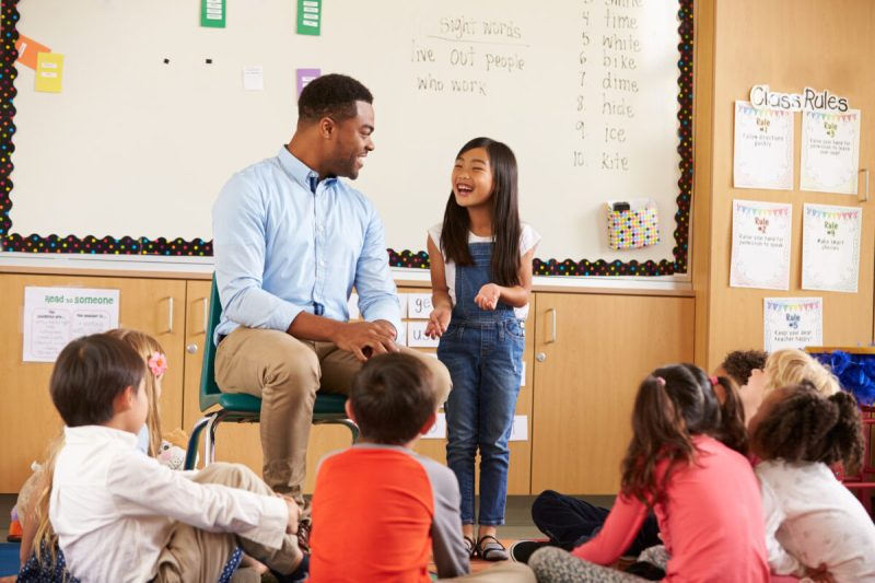 positive student-teacher relationships - 10 ways to connect with elementary kids in your classroom