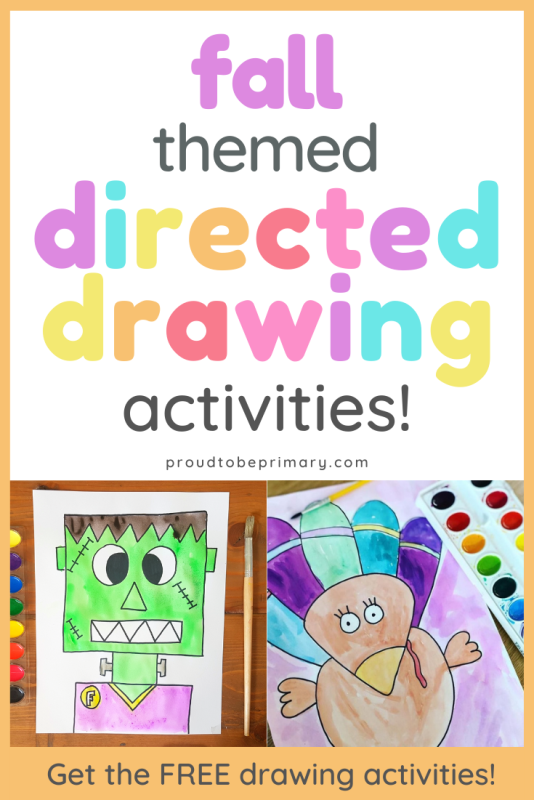 Your Ultimate List of Fall Drawings for Kids
