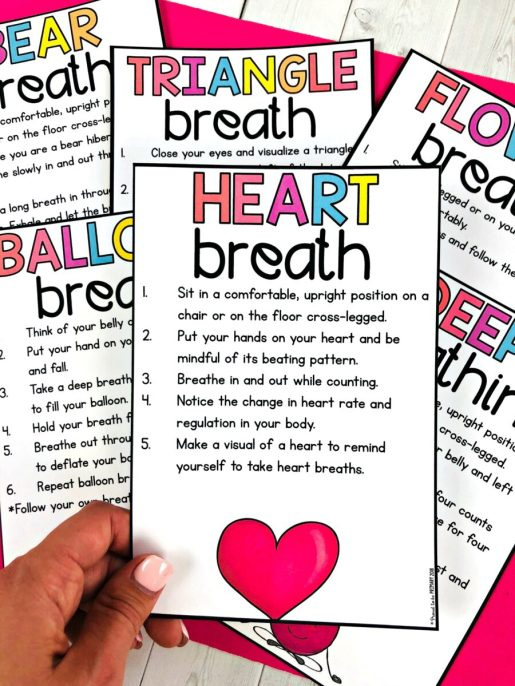 How to Create a Calm Classroom: Mindfulness and breathing exercises for kids