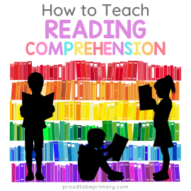 Build Strong Readers in K-2 with these Reading Comprehension Strategies