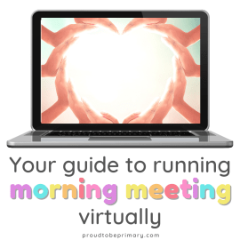 How to Run Virtual Morning Meetings Students Enjoy