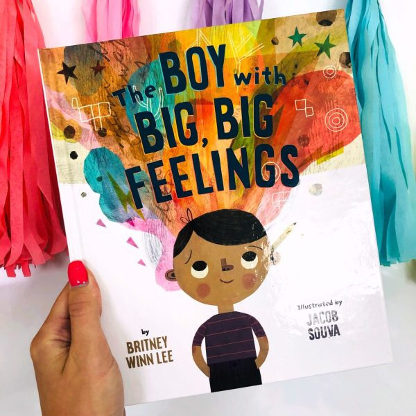 the boy with big feelings book
