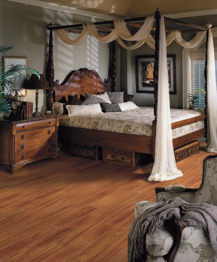 Mix Woods And Colors For A Beautiful Room Fulton Homes