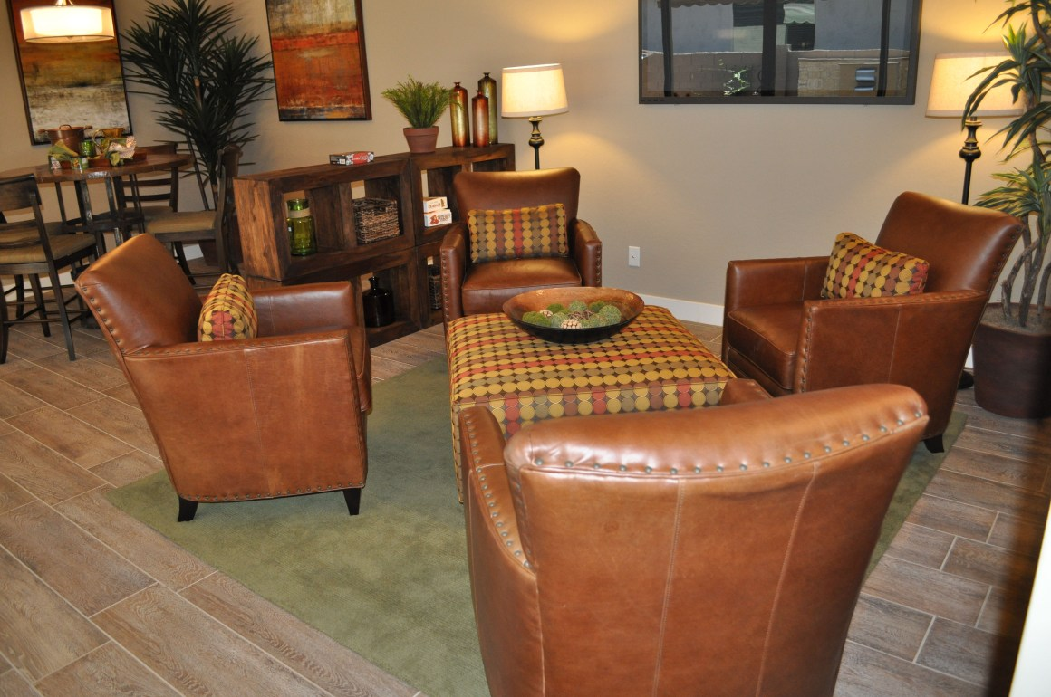 when planning a family room, consider this sofa alternative