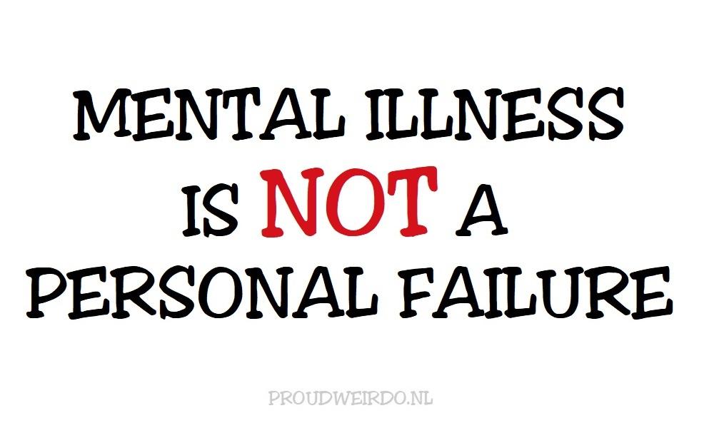Psychische klachten – Schaam je alsjeblieft niet!