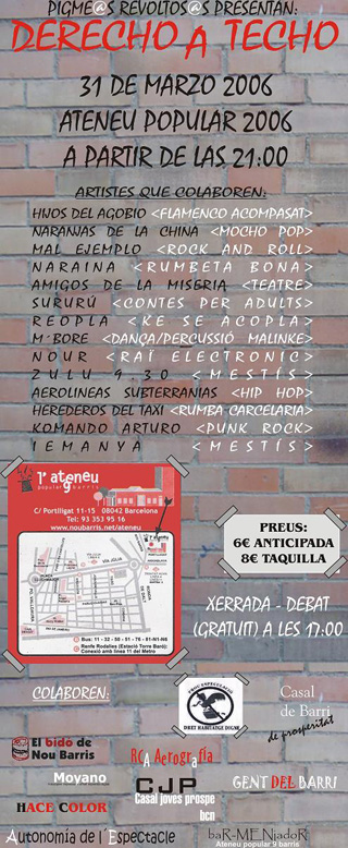 Concert Derecho a Techo