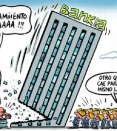 la estafa de Bankia