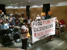 plenario distrito de Nou Barris- BCN